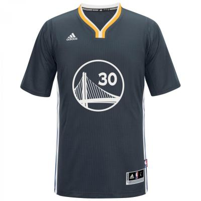 Adidas Herren T-shirt Golden State Warriors Camiseta